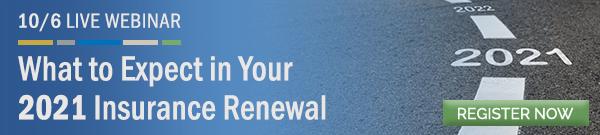 Insurance Renewal Webinar graphic