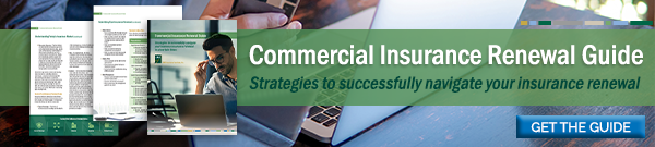 Commercial Insurance Renewal Guide graphic