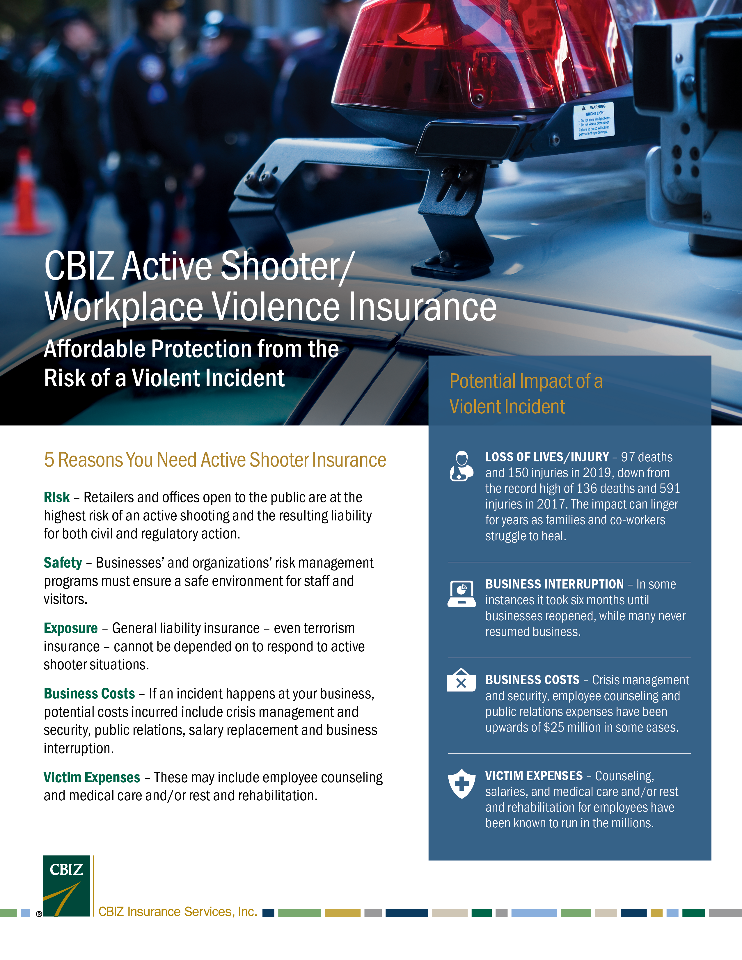 Active Shooter Flyer Image