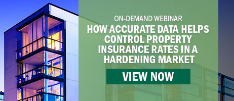 Property Insurance Rates in a Hardening Market