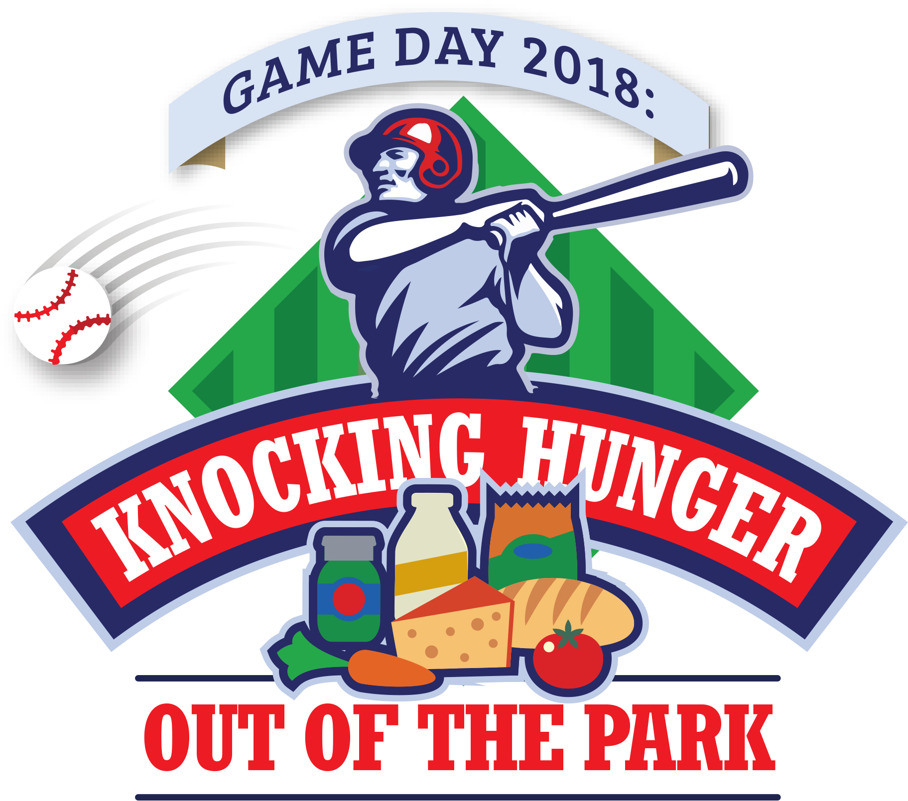 CBIZ knocks hunger out of the park and collects over 1 million pounds of food in annual Food Drive