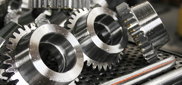 Manufacturing and distribution gears.