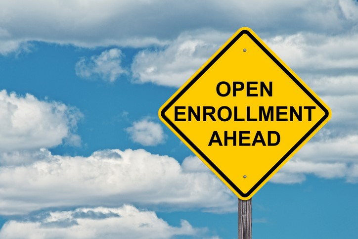 So you think you're ready for open enrollment?