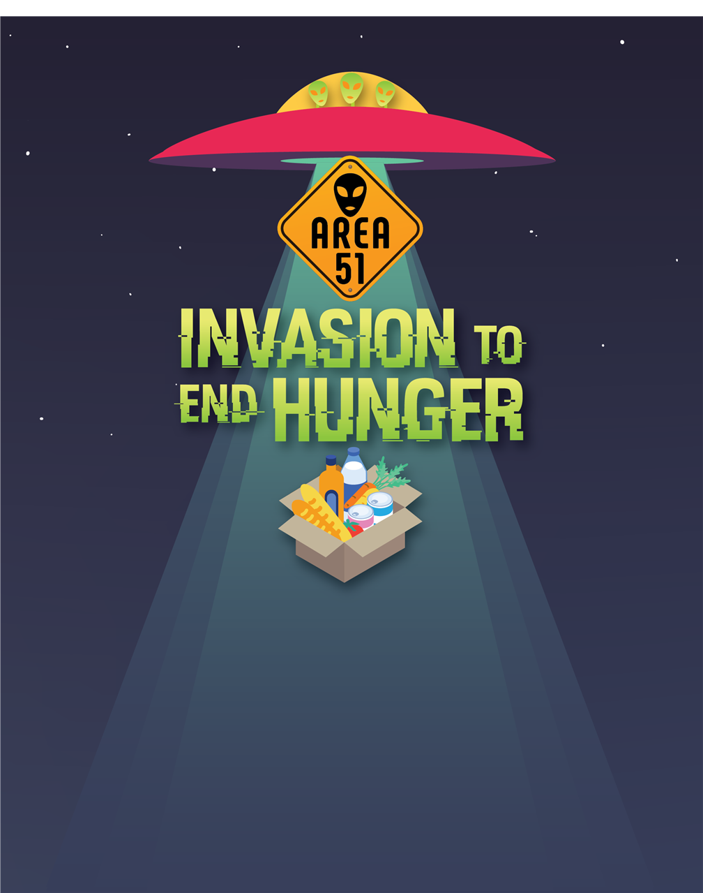 CBIZ 2019 Food Drive: We're Launching An Invasion to Help End Hunger Locally!