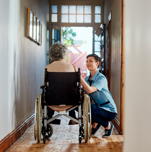 Assisted Living and Nursing Home Fire Safety