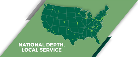 National Depth Local Service 1