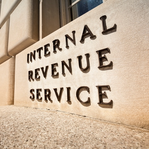 Do Tax, says the IRS
