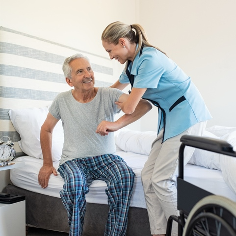 Ergonomic Tips for Safety in Nursing Home and Assisted Living Facilities