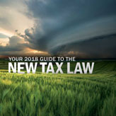 Your 2018 Guide to the New Tax Law