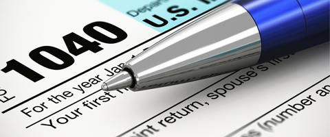 IRS Releases Tax Rate Tables (image)