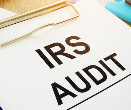 5 steps for navigating an IRS audit