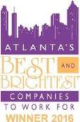 The Atlanta was recently named one of the best and brightest companies to work for.