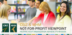 Not-for-Profit Viewpoint Newsletter