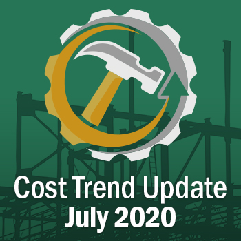 Cost Trend Update July 2020