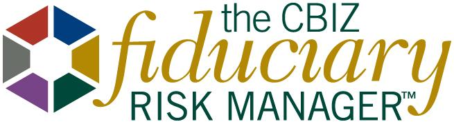 CBIZ Fiduciary Risk Manager logo.